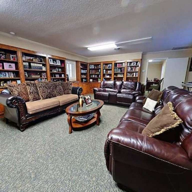 Archbold Treatment Center Waycross GA living room